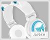 J | Blake's Headphones