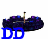 *DD*ELECTRIC PURPLE BLUE