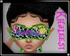 kid cheetah sleepin mask