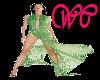 Glitter Green Girl~