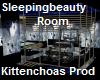 sleeping beauty room