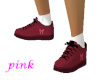 Pinky jogging shoes