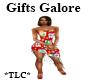 *TLC* Gifts Galore Dress