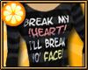 [E] My Heart, Yo' Face
