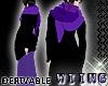 [W] Scarf Dress Mesh
