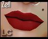 LC Zell Tangerine Red