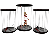 Blood Vamp Dance Cages