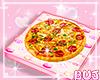 kawaii pizza <3