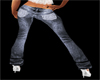 Stylish Ice Blue Jeans