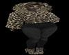 Full Leopard Fit + shoe