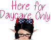 Daycare Only [HeadSign]