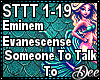MashUp:Someone 2 Talk 2