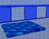 (AL)Blue Bubbles Floater