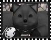 (*A) Stuffed Cat Rug GD