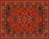 Rug Persian Red