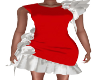 Lia-Red Dance Dress