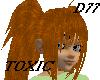 D77 Toxic hair-Orangeina