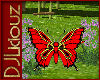 DJL-Butterfly Red