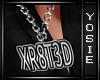 ~Y~REQ XR8T3D Necklace