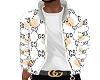 Gucci White Hot Jacket