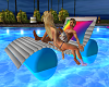 Pool Floating Lounger