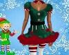 Ladies Elf Costume