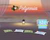 POLYNESIA CUSHIONS POSES