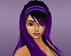 NL2-Rave Hair Purple