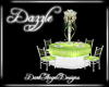 Lime Guest Table
