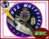 USS Whitfield Logo