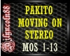 ~PAKITO MOVING STEREO~