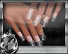 $TC$3D DiamondClearNails