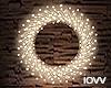"""Iv""""Glow Wreath"""