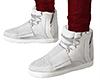 IMVU Yee Boots White 2