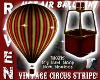 VINTAGE CIRCUS BALLOON!