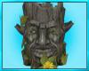 Living Tree Stump