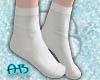 [AB] Her White Socks