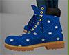 Stars Work Boots 1 (F)