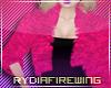 -R- Faux Fur Layerable