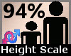 Scaler Height 94% F A