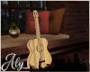 Loft Living Guitar