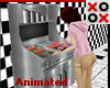 Restaurant Grill Animate