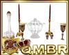 QMBR Mantle Decoration