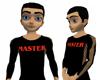 Master fishnet shirt