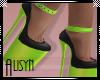 Dia Heels-Green