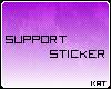 [K] Kats Support
