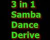 3in1 SAMBA Derive