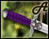 A~ Darkelf boot dagger F