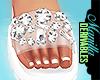 ! Gem Stone Slippers