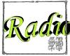 SB Radio Silver Black